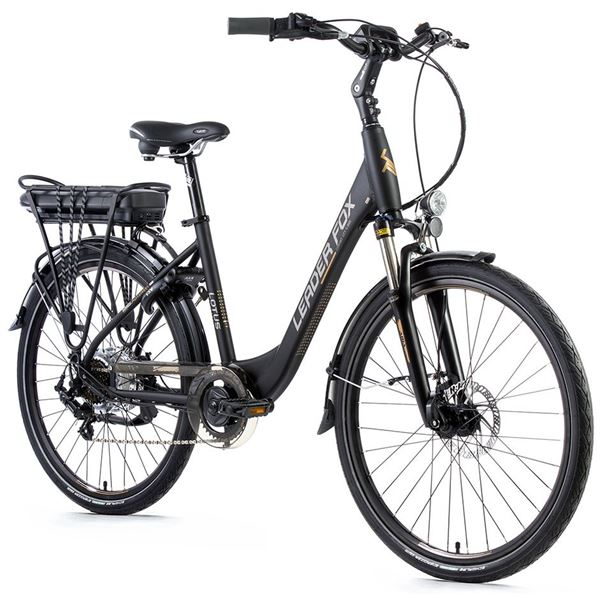 E-bike Leader Fox LOTUS lady,2018-1