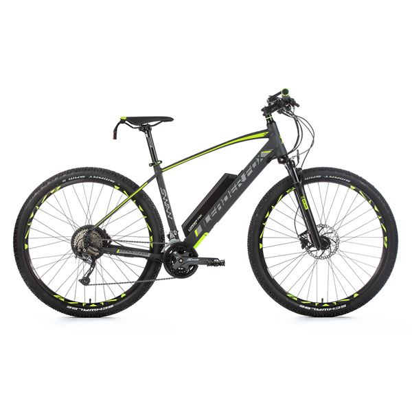 "E-bike MTB 29"" Leader Fox SWAN, 2019-2"