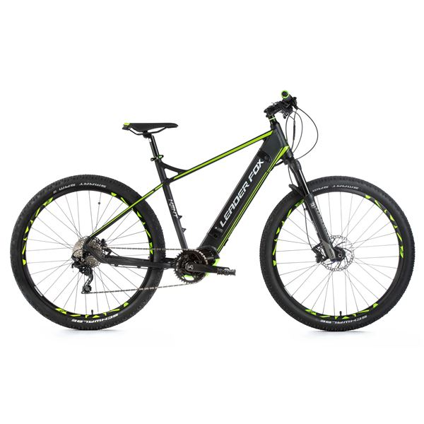 "E-bike MTB 29"" Leader Fox KENT, 2019-1"